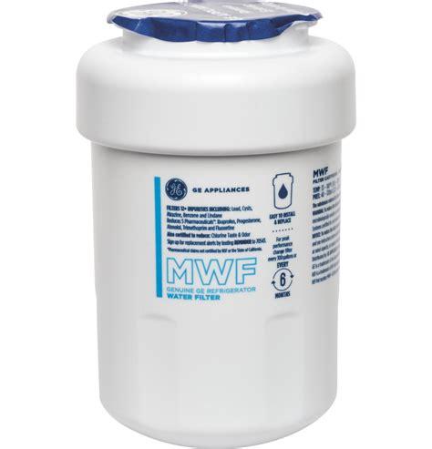 general electric mwfp ge mwf refrigerator water filter