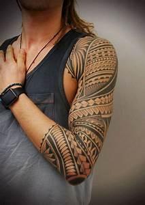 Tattoo Ganzer Arm Frau : tatouage polyn sien homme et femme significations id es et plus de 30 photos inspirantes ~ Frokenaadalensverden.com Haus und Dekorationen
