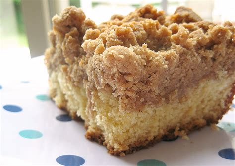 Cats and Casseroles: New York Crumb Cake