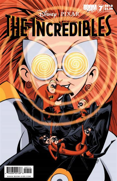 incredibles  issue