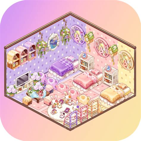 kawaii home design decor fashion game mod apk
