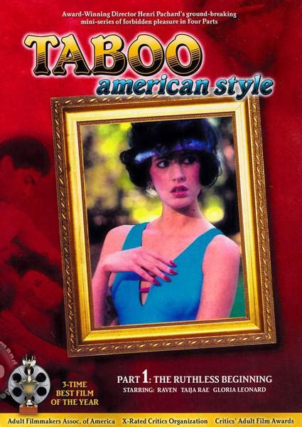 Taboo American Style Part 1 The Ruthless Beginning