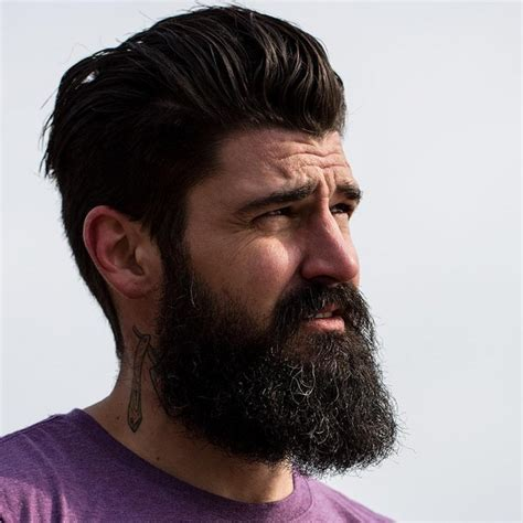 Full Beard 60 Full Beard Styles With And Without
