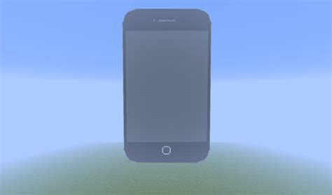minecraft iphone minecraft iphone 4 4s model minecraft project