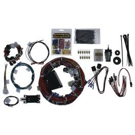 painless performance 20121 mustang wiring harness 1967 1968