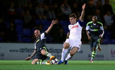 Soccer – Capital One Cup – Third Round – Tranmere Rovers v ...