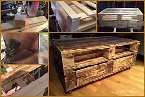 Möbel Aus Paletten Bauen : ein tv m bel aus paletten selber bauen heimwerkerking ~ Sanjose-hotels-ca.com Haus und Dekorationen