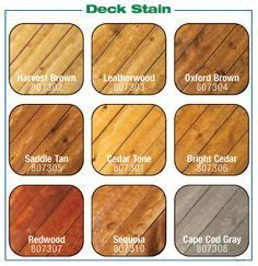 ready seal color chart patio colors wheels and color charts