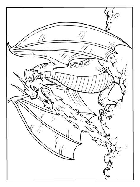 Drakenrijders Berk Kleurplaat by Kleurplaat Griezel Kleurplaat Draak Kleurplaten Nl