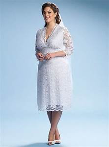 short length wedding dresses plus size styles of wedding With plus size short wedding dresses