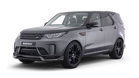 land rover discovery  startech top speed