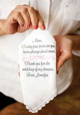 Ways To Say Thank You To Mom On Your Wedding Day