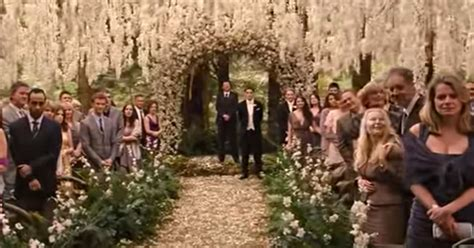 Arie Luyendyk Jr. And Lauren Burnham's Wedding Inspired By