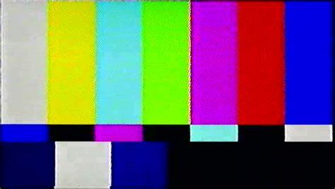 Tv Static Noise Color Bars วิดีโอสต็อก (ปลอดค่าลิขสิทธิ์