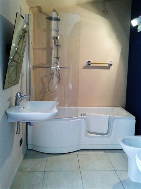 vasca piccola con doccia vasca doccia con sportello torino bagnosereno it