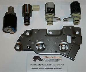 4l80e Transmission Solenoid Kit 1991