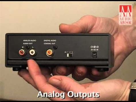 nad dac  wireless usb digital  analog converter audio