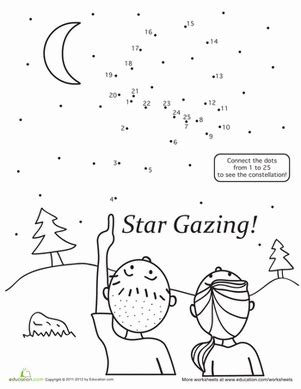 constellation of leo worksheet constellation coloring sheet preschool coloring pages
