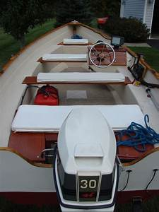 1993 16 U0026 39  Amesbury Dory  Sturdee  For Sale