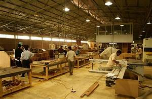 How resourceful can a furniture factory be?
