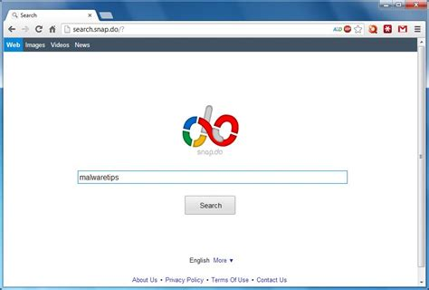 remove search snap do and snap do toolbar virus removal guide