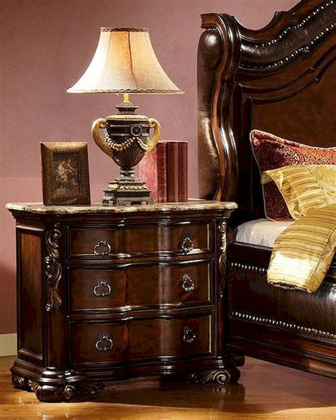 marble top nightstand mcfb