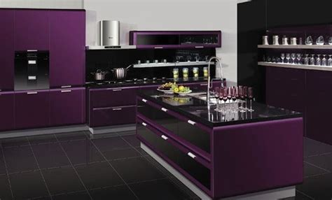 purple tiles for kitchen purple kitchen omg i this for the home 4458