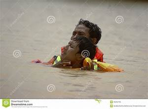 INDONESIA WATER RESCUE TRAINING Editorial Image - Image ...
