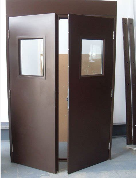 personnel fire exit doors  commercial properties