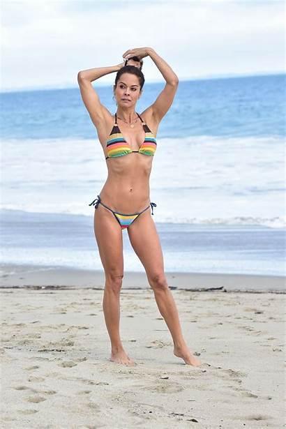 Burke Brooke Bikini Malibu Photoshoot Beach App