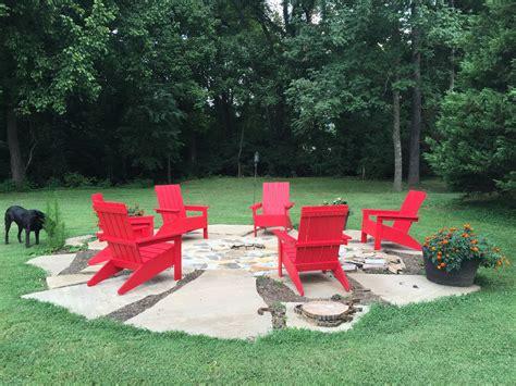 ana white adirondack chairs   fire pit diy projects