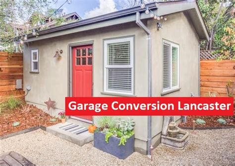 garage conversion lancaster adu general contractor