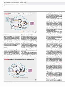 Ericsson Review: The benefits of self-organizing backhaul ...