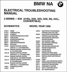 1996 Bmw 318is 320i 325i 328i  U0026 C M3 Electrical