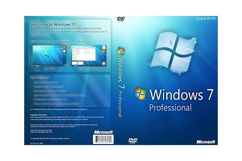 download file iso windows 7 professional