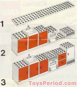 Lego 269 Kitchen Set Parts Inventory And Instructions