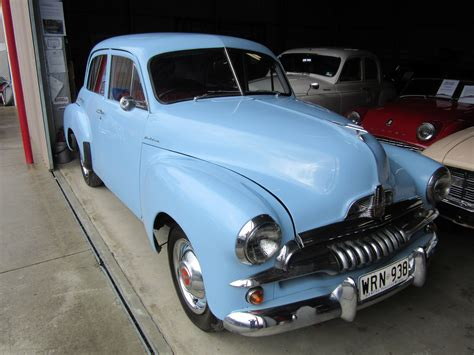 1954 FJ Holden - Collectable Classic Cars