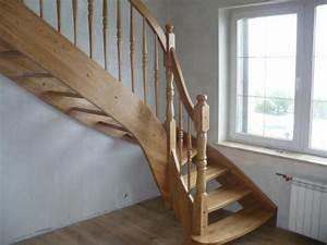Peindre Escalier En Bois : relooker un escalier en bois exotique 6 peindre ~ Dailycaller-alerts.com Idées de Décoration