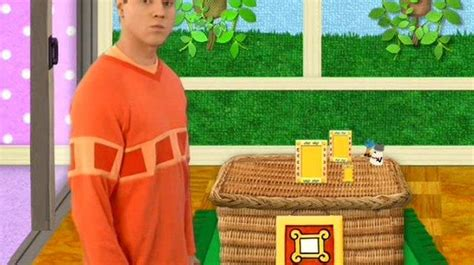 Nick Jr Blue's Clues Room Play Set