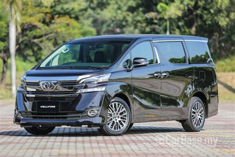 Toyota Vellfire Photo by Toyota Vellfire Ah30 2016 Exterior Image 31439 In