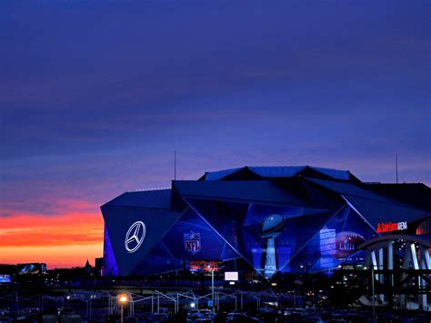 Super Bowl 2019 Weather Forecast Revealed For Rams Vs