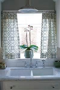 kitchen cafe curtains ideas kitchen cafe curtains transitional kitchen caitlin creer interiors