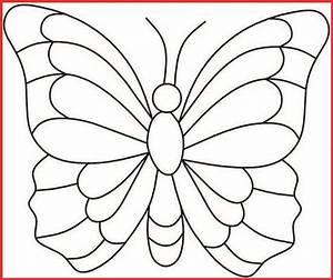 Ausmalbilder Schmetterling Zum Drucken Rooms Project