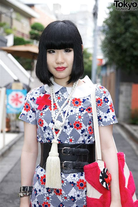Japanese Girl's Rising Sun Purse & Chicago Resale Dress ...