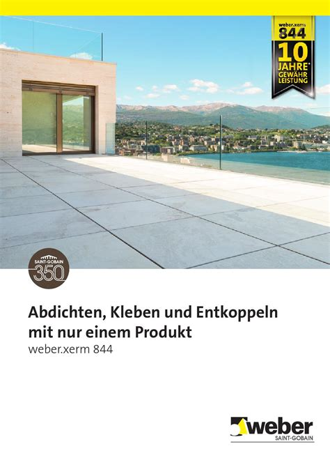 Fliesenkleber Und Abdichtung In Einem by Abdichten Kleben Und Entkoppeln Mit Nur Einem Produkt By