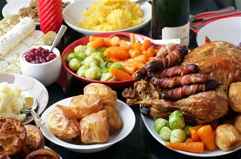 christmas dinner food ideas 20 christmas dinner ideas picshunger