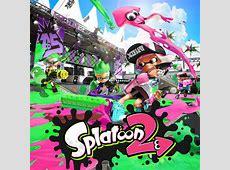 Splatoon 2 Nintendo Switch Games Nintendo