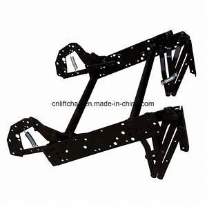 China Black Manual Chair Recliner Mechanism  Zh8055
