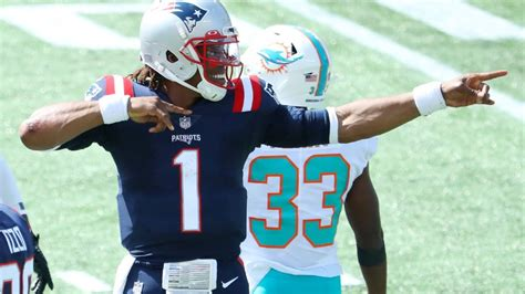 Breaking down Cam Newton's Patriots debut: Flashes of ...