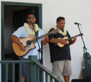 Lahaina Hawaiian Music Concerts in Series